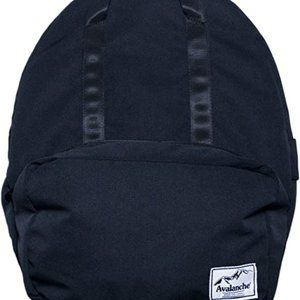 AVALANCHE BLACK APEX EXPANDABLE SCHOOL BACKPACK